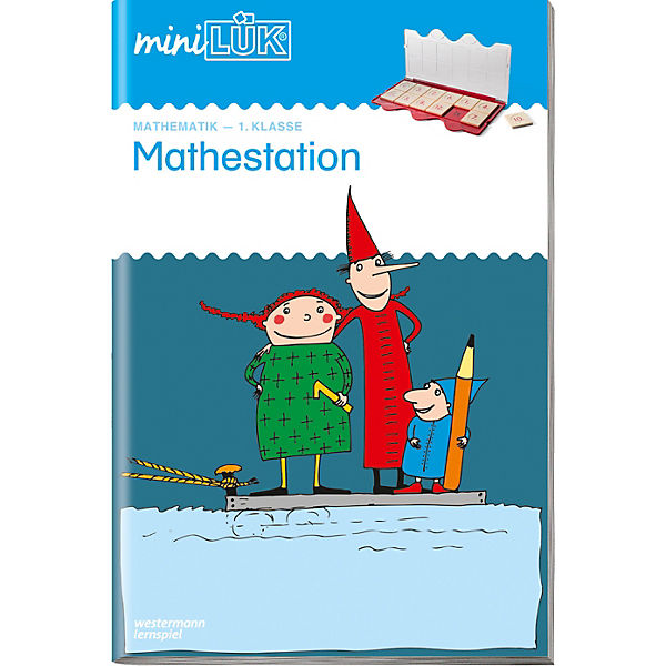 mini LÜK: Mathestation 1. Klasse, Übungsheft