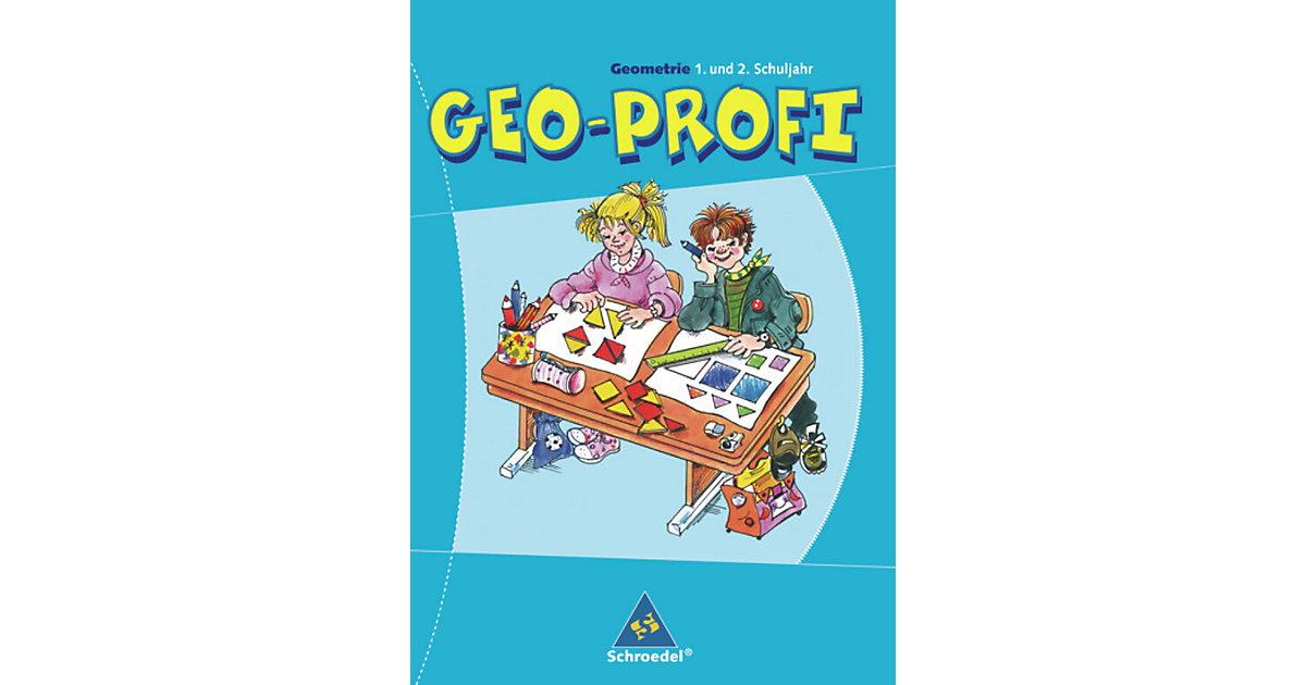 Buch - Geo-Profi, Ausgabe 2005: Geometrie 1. und 2. Schuljahr