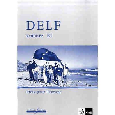 DELF scolaire - Pret pour l' Europe, m. Audio-CD