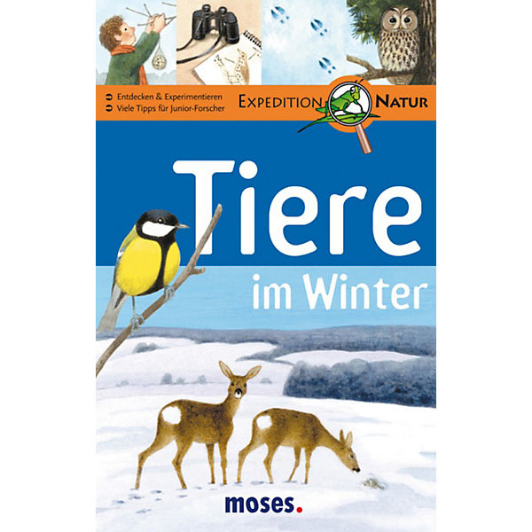 Nature Scout: Tiere im Winter