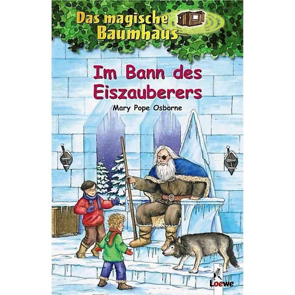 Das magische Baumhaus: Im Bann des Eiszauberers, Mary Pope Osborne ...