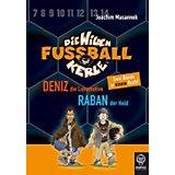 Die Wilden Fußballkerle, Doppelband 3