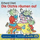 CD Die Olchis räumen auf, 1 Audio-CD