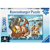 XXL Jigsaw - 200 Pieces - Pirates