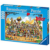 Jigsaw - 1000 Pieces - Asterix, Family Photo