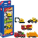 SIKU 6283 Gift Set Construction Vehicles