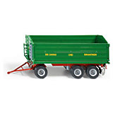 SIKU 2877 Three-axled Three-sided Tipping Trailer
