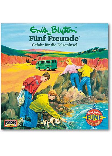 CD Fünf Freunde 69 (Gefahr Felseninsel)