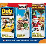 CD Bob der Baumeister - Winterbox 3 CD's