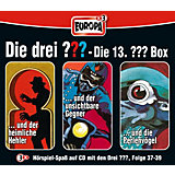 CD Die Drei ???: Box 37-39 (3 CDs)