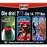 CD Die Drei ???: Box 40-42 (3 CDs)