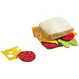 HABA 1452 Sandwich, Stoff