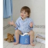 Кресло-горшок BabyBjorn, синий
