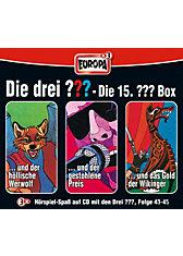 CD Die Drei ??? - Box (43-45)