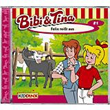 CD Bibi und Tina 21 (Felix reißt aus)