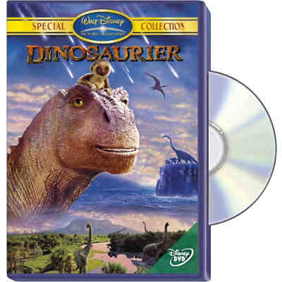 DVD Disneys Dinosaurier