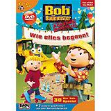 DVD Bob der Baumeister 20: Wie alles begann!