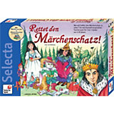 "Familienspiel ""Rettet den Märchenschatz!"""