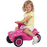 BIG NEW BOBBY CAR Princess, pink - Exklusivartikel