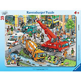 Frame Jigsaw - 39 Pieces - Rescue Operation