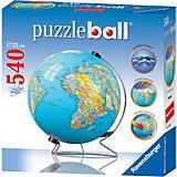 puzzleball 540 Teile Die Erde in deutscher Sprache