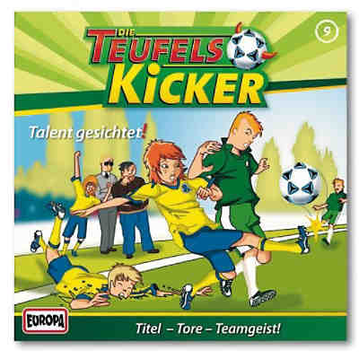 CD Teufelskicker 09 (Talent gesichtet)