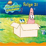 CD SpongeBob Schwammkopf 21