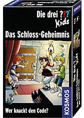 Die drei ??? Kids - Das Schloss-Geheimnis