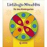 Lieblings-Mandalas für den Kindergarten