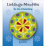 Lieblings-Mandalas für den Schulanfang