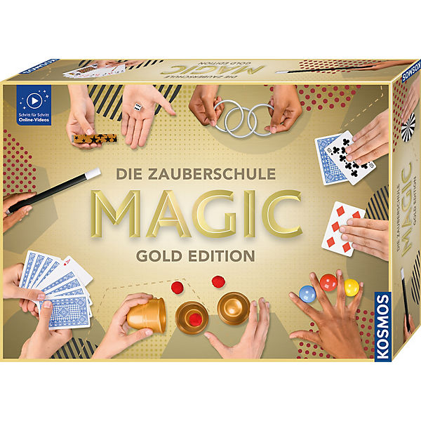 Zauberkasten Gold Edition