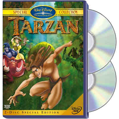 DVD Disneys Tarzan (Special Collection)
