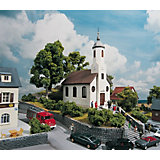 PIKO H0 Gauge Hobby Buildings St. Luke Village Church