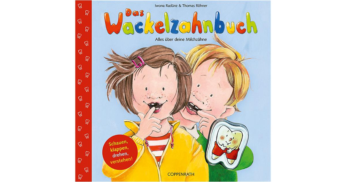 Das Wackelzahnbuch, m. Milchzahndose