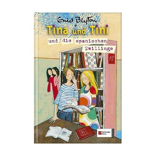 Buch - Tina und Tini und die spanischen Zwillinge