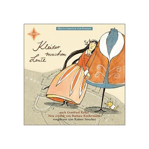 Kleider machen Leute, 1 Audio-CD Hörbuch