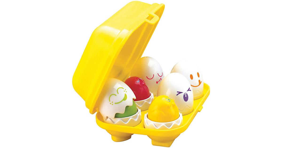 PLAY TO LEARN - Versteck- und Quieck Eier