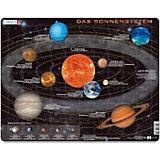Rahmenpuzzle Larsen: Das Sonnensystem - Ausgabe 10/2010