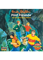 CD Fünf Freunde 72 (Auf der Spur der Entführer)