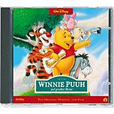 CD Winnie the Pooh auf großer Reise