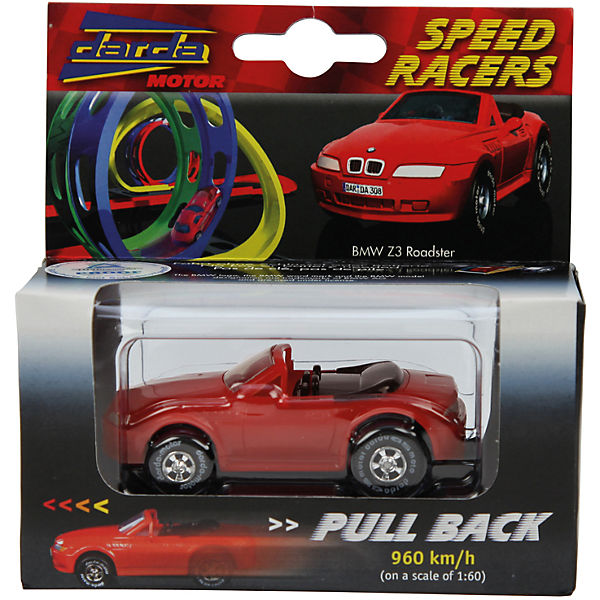Bmw Z3 Top Speed: DARDA BMW Z3, Darda