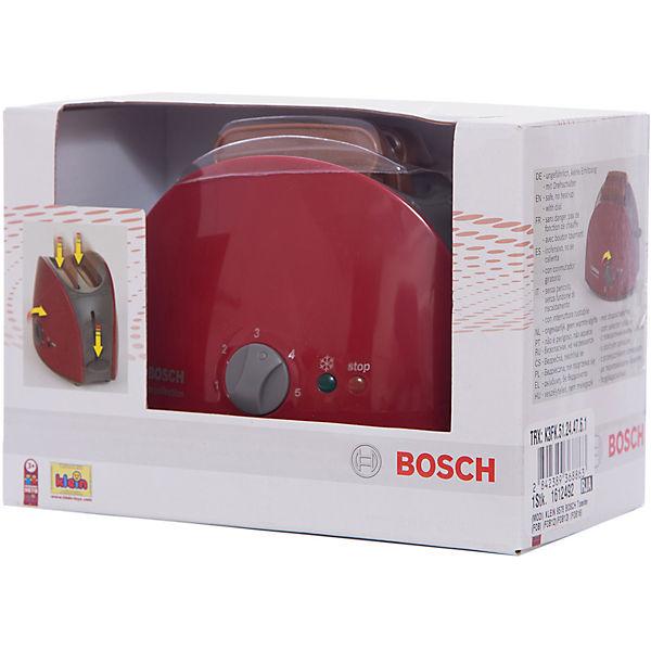 Тостер Bosch, Klein