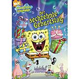 DVD SpongeBob Schwammkopf: Der Sechzehnte Geburtstag