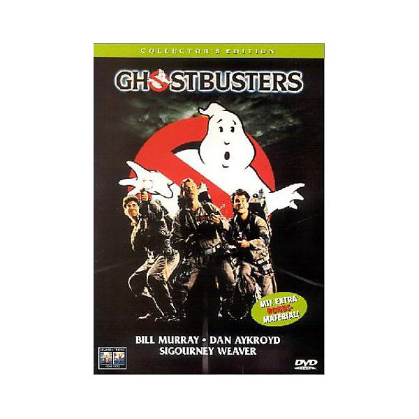DVD Ghostbusters (Collectors Edition)