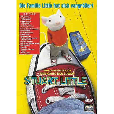 DVD Stuart Little 1