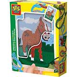 Creative Kreativset Stickbild Pony
