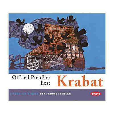 Krabat, 3 Audio-CDs