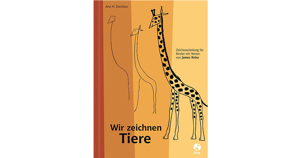 Buch - Wir zeichnen Tiere