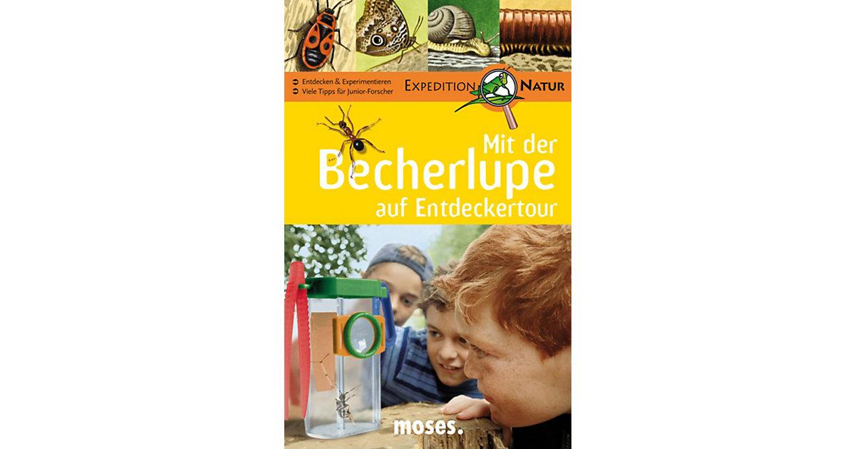 Buch - Nature Scout: Mit der Becherlupe auf Entdeckertour