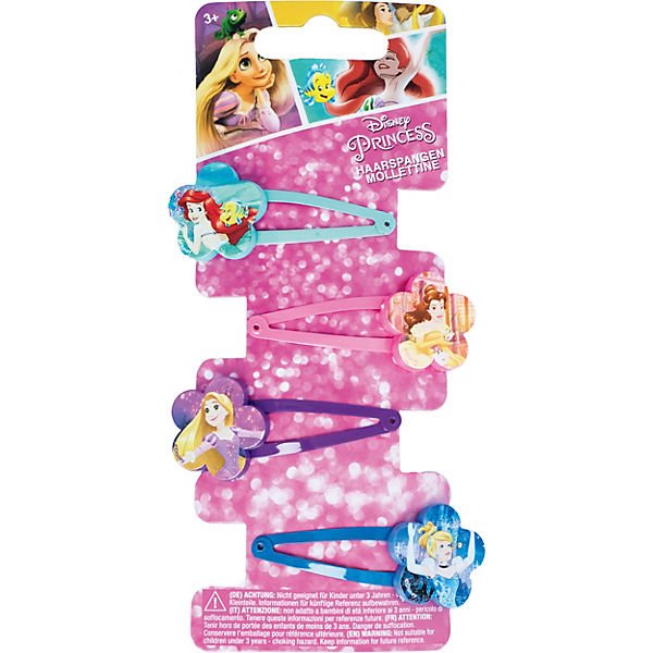 Disney Princess Haarclips